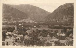 """CPA FRANCE 31 """"Le Village De Montauban Près De Luchon"""" - Other Municipalities"""