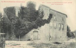 """CPA FRANCE 31 """"Chateau De Beauteville Près Villefranche"""" - Other Municipalities"""