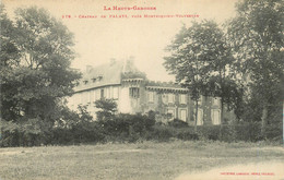 """CPA FRANCE 31 """"Chateau De Palays Près De Montesquieu Volvestre"""" - Other Municipalities"""