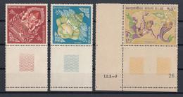 Laos 1971 Mi 301 – 303 MNH - Laos