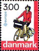 Danemark Poste N** Yv: 924/925 Europa Cept Transport & Communication - Ungebraucht
