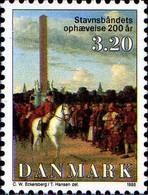 Danemark Poste N** Yv: 926 Mi:923 Christoffer Wilhelm Eckersberg Tableau - Ungebraucht