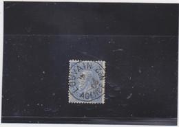 Belgie Nr 60 Louvain Agence N° 2 (AGENTSCHAP) (zonder Strookje) - 1893-1900 Thin Beard