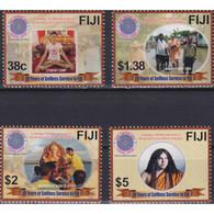 🚩 Sale - Fiji 2021 The 125th Anniversary Of The Birth Of Swami Pranavanandaji Maharaj  (MNH)  - Celebrities, Rel - Zonder Classificatie