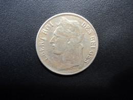 CONGO BELGE * : 1 FRANC   1925 / 3    CMB 73b ** / KM 20     SUP - 1910-1934: Albert I