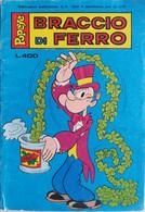 BRACCIO DI FERRO SERIE POPEYE 1979 N°74 - SC.13 - Humour