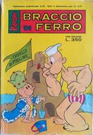BRACCIO DI FERRO SERIE POPEYE 1979 N°60 - SC.13 - Humour