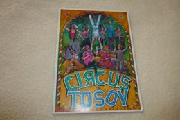 "BELLE ILLUSTRATION ...""CIRCUS TOSOV BY FOOTSBARN THEATRE"" .. - Circo"