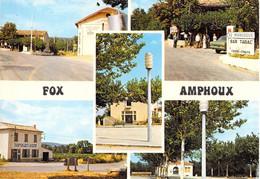 83 - Fox Amphoux - Le Quartier De La Bréguière - Multivues - Other Municipalities
