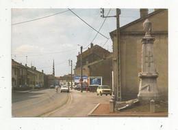 Cp, 57,  MONTOIS LA MONTAGNE , Rue Du Général De GAULLE ,  Automobiles ,voyagée - Otros Municipios