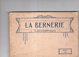 LA BERNERIE. Carnet De 16 Cartes édition LUCAS - La Bernerie-en-Retz