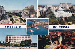 SENEGAL - Dakar - Carte Multivues - Senegal