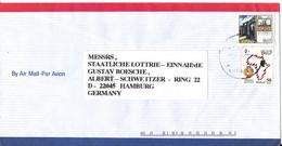 Sudan Air Mail Cover Sent To Germany - Sudan (1954-...)