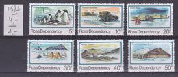 Terre De Ross - TP N° 15 à 20 - Unused Stamps