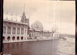 Photo  Exposition Universelle Paris 1900 Globe Céleste - Places