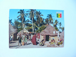 Village De CASAMENCE  -  République Du SENEGAL - Senegal