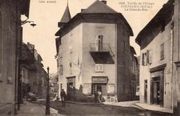04 Jausiers La Grande Rue - Otros Municipios