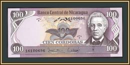 Nicaragua 100 Cordobas 1979 P-137 (137a.1) UNC - Nicaragua
