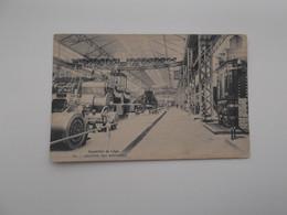 LIEGE: Exposition - Galerie Des Machines - Tramways