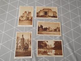 LIEGE: Exposition 1930 - LOT De 21 Cartes - Tram