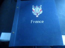 DESTOCKAGE-   FRANCE  GROS ALBUM   VIDE DAVO 1849 A 1985  PREIMPRIME EN PARTIE POUR TOUTE VOTRE COLLECTION FRANCE - Bindwerk Met Pagina's