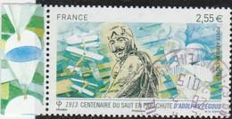 FRANCE 2013  ADOLPHE PEGOUD  OBLITERE A DATE  - PA 76A - BDF - - 1960-.... Oblitérés