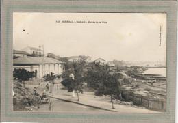 CPA - DAKAR (Sénégal) - Aspect De L'entrée De La Ville En 1900 - Senegal