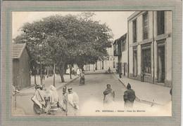 CPA - DAKAR (Sénégal) - Aspect D'un Coin Du Marché En 1900 - Senegal