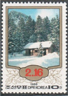 1988Korea North289646 Anniversary Of The Birth Of Kim Jong Il - Corée Du Nord