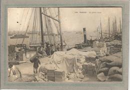CPA - DAKAR (Sénégal) - Aspect Des Bateaux à Quais à La Petite Jetée En 1900 - Senegal