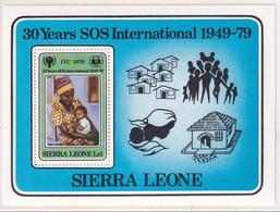 Michel - BL1 - Postfrisch/**/MNH - Sierra Leone (1961-...)