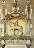 72 - Le Lude - Motif Représentant Jeanne D'Arc - Other Municipalities