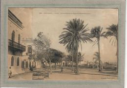 CPA - GOREE (Sénégal) - Aspect De L'ensemble De La Place Du Gouvernement En 1900 - Senegal