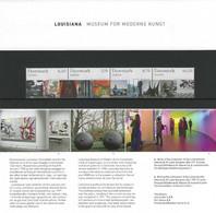 Danemark 2008 Musée D'art Moderne 1500/1503** - Ungebraucht