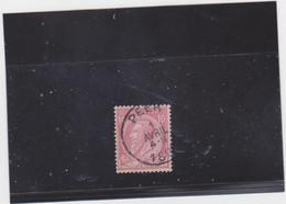Belgie Nr 46 Peer - 1884-1891 Leopold II