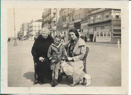 Heist Aan Zee  Familie 1925 - Plaatsen