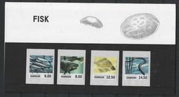 Danemark 2013 Poissons 1698/1701** - Ungebraucht