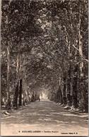 ALGERIE -- SIDI BEL ABBES --  Jardin Public - Sidi-bel-Abbes