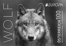 Austria.2021.Europa CEPT.Endangered National Wildlife.Black Proof ** . - 2020