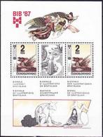 ** Tchécoslovaquie 1987 Mi 2923 - Bl.72 (Yv BF 76), (MNH) - Nuevos