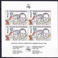 ** Tchécoslovaquie 1987 Mi 2908 - Bl.73 (Yv BF 78 Ca), (MNH) - Nuevos