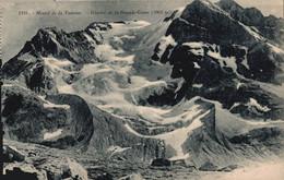 73 MASSIF DE LA VANOISE    CPA    Glacier De La Grande-Casse - Andere Gemeenten