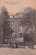 MUST Virton College St Joseph Entree Principale - Virton