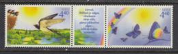Estland 2005. International Childrens Day. Paare.MNH. Pf. - Estonia