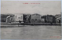 LE BRUSC - Vue Prise De La Mer - Otros Municipios