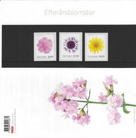 Danemark 2012 Fleurs 1685/1687** - Ungebraucht
