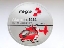REGA | Sticker | Avion / Airplane / Flugzeug - Autocollants