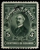 Haiti 1924 Mi 245 Eustache Antoine Francois Joseph Louis Borno - Haití