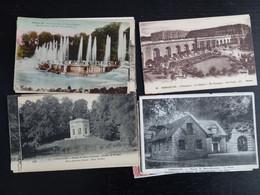 Lot De 100 Cartes Postales Dépt 78 Yvelines Versailles (lot D) - 100 - 499 Postcards