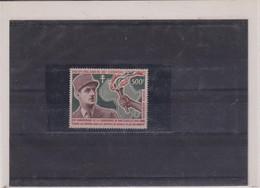 CONGO-DE GAULLE-TP-PA- N° 38 X-TTB - Collections